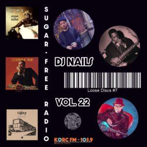 Sugar-Free Radio with Dj Nails