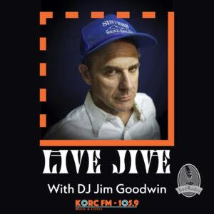 LIVE JIVE with DJ Jim